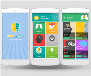 App Design by mxv.design - App Screenshots