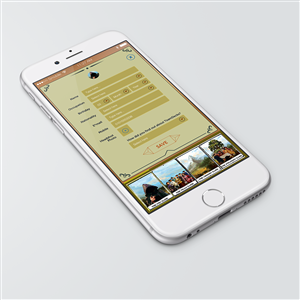 App Design by sensor - User Interface Design for new Team Management App