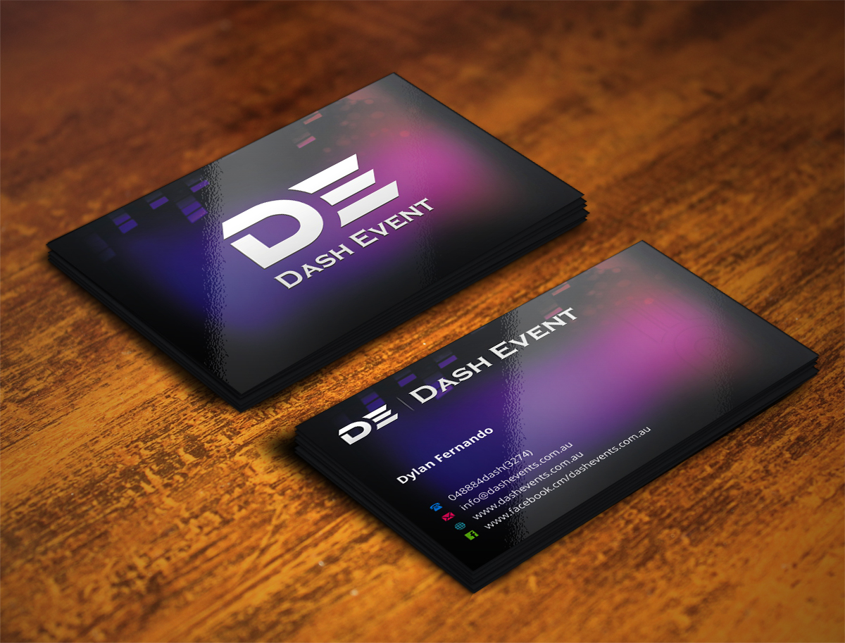 Professional, Colorful, Business Business Card Design for Creative ...