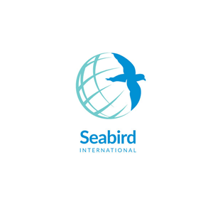 Modern elegant it company logo design for seabird int for International decor for manufacturing general trading