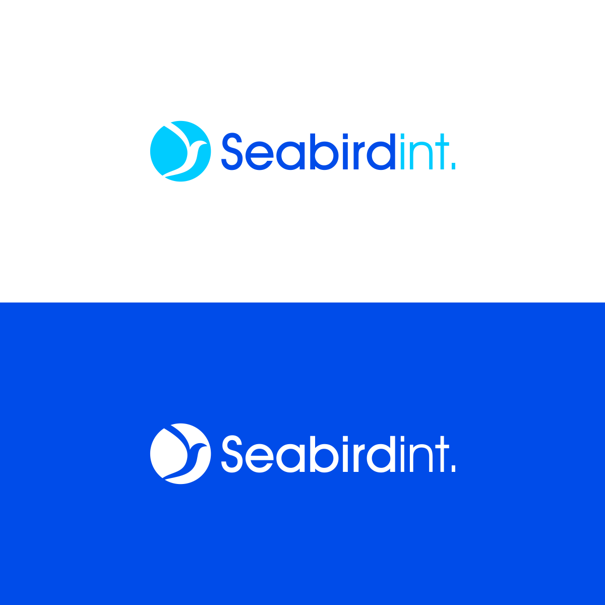 83 modern elegant logo designs for seabird int a business for International decor for manufacturing general trading