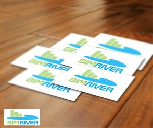 Logo Design for BIMriver logo design by PaulinoPerol