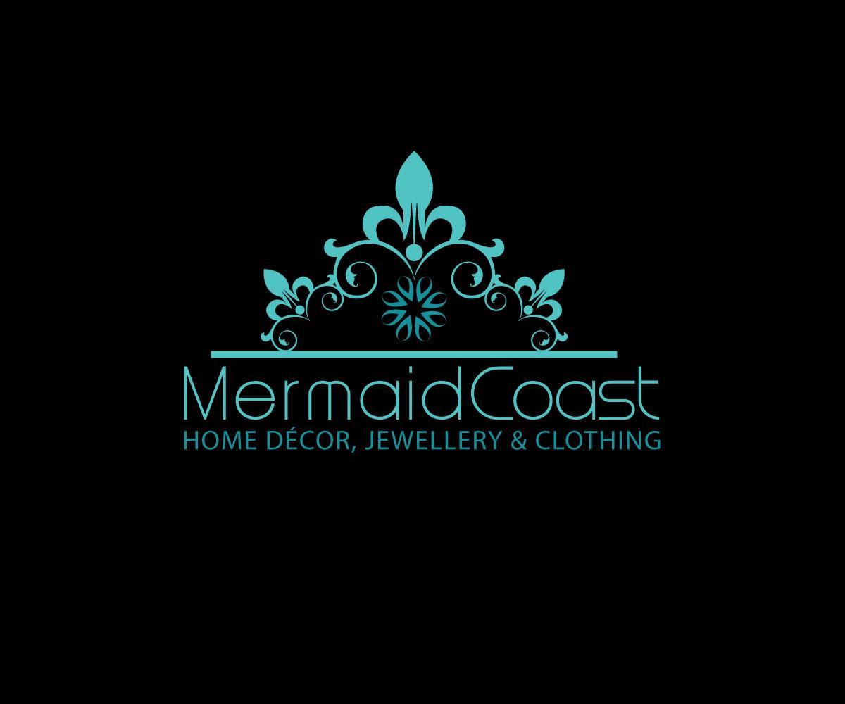 clothing logo design for mermaid coast by finetone design 4790243