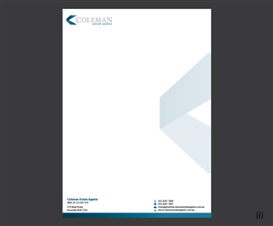 Letterhead Design by  Esolbiz