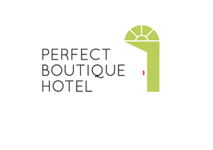 Upmarket modern logo design job logo brief for nathalie for Boutique hotel companies