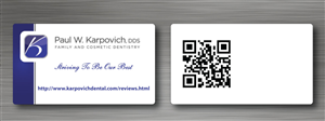 Portal Business Card Design 1381106