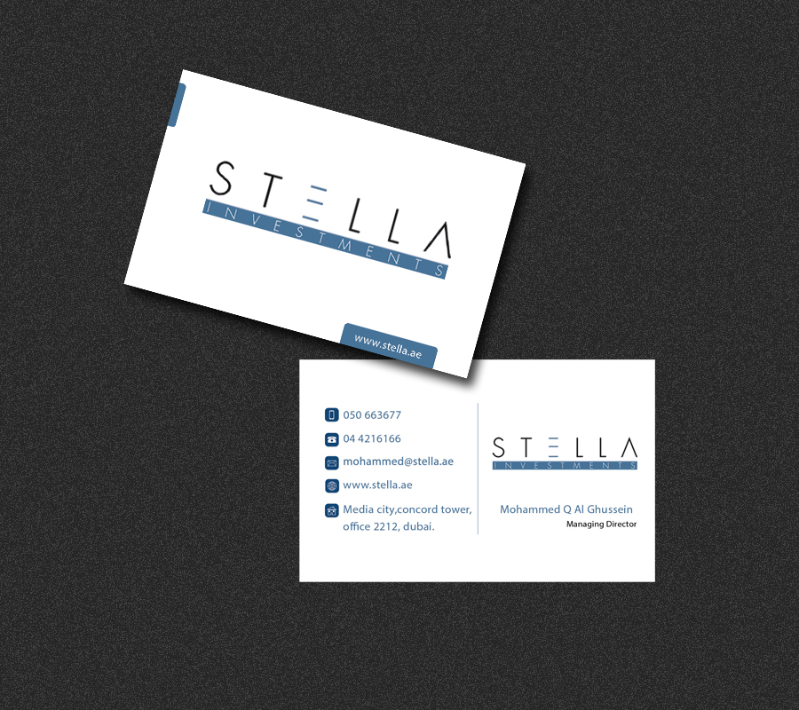 Modern masculine hospitality business card design for a company by business card design by 7528 for this project design 4760394 reheart Image collections
