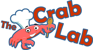 Logo Design for The Crab Lab by ChrisMoon