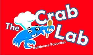 Logo Design by ChrisMoon - The Crab Lab