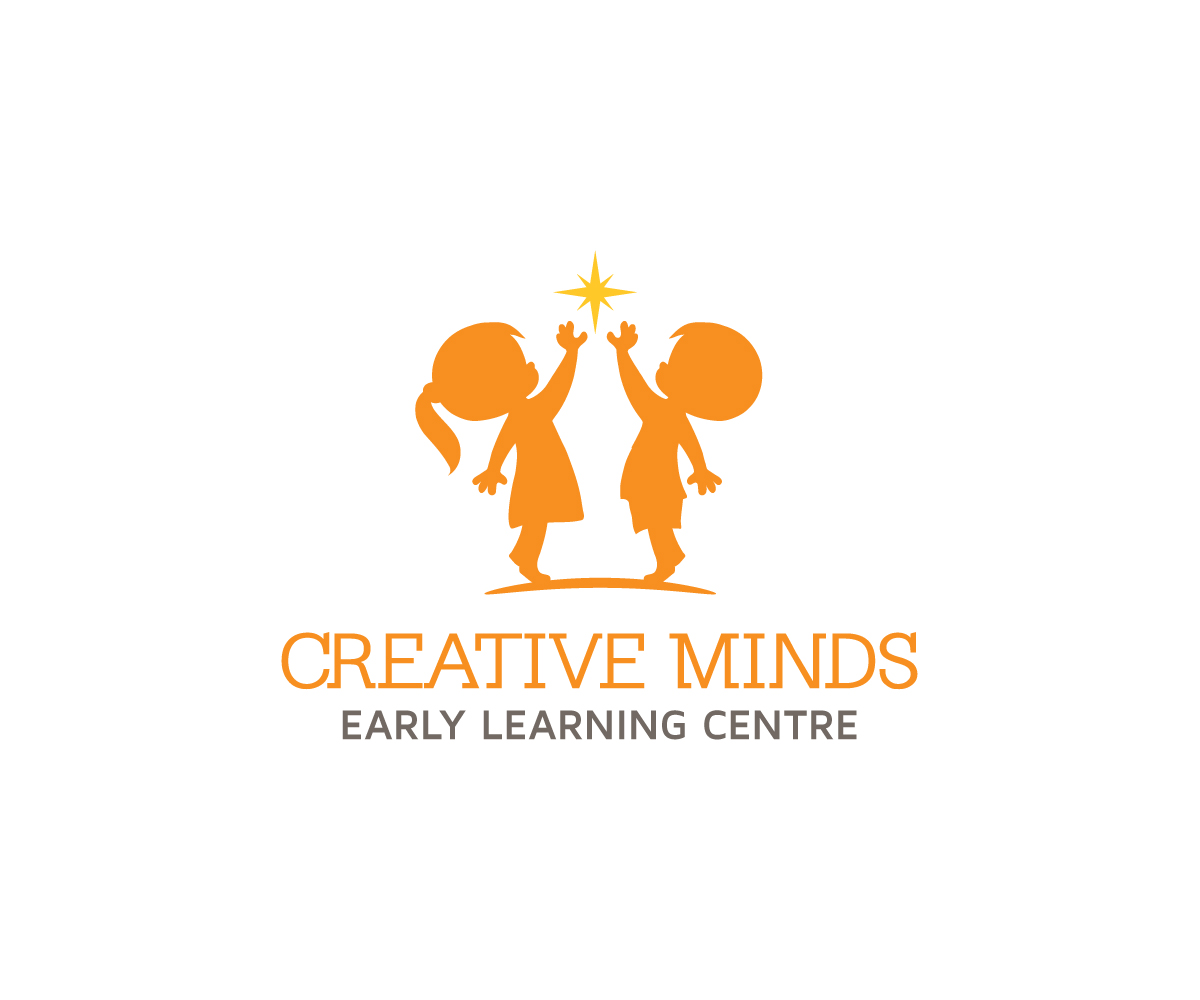 modern, elegant, learning logo design for creative minds early