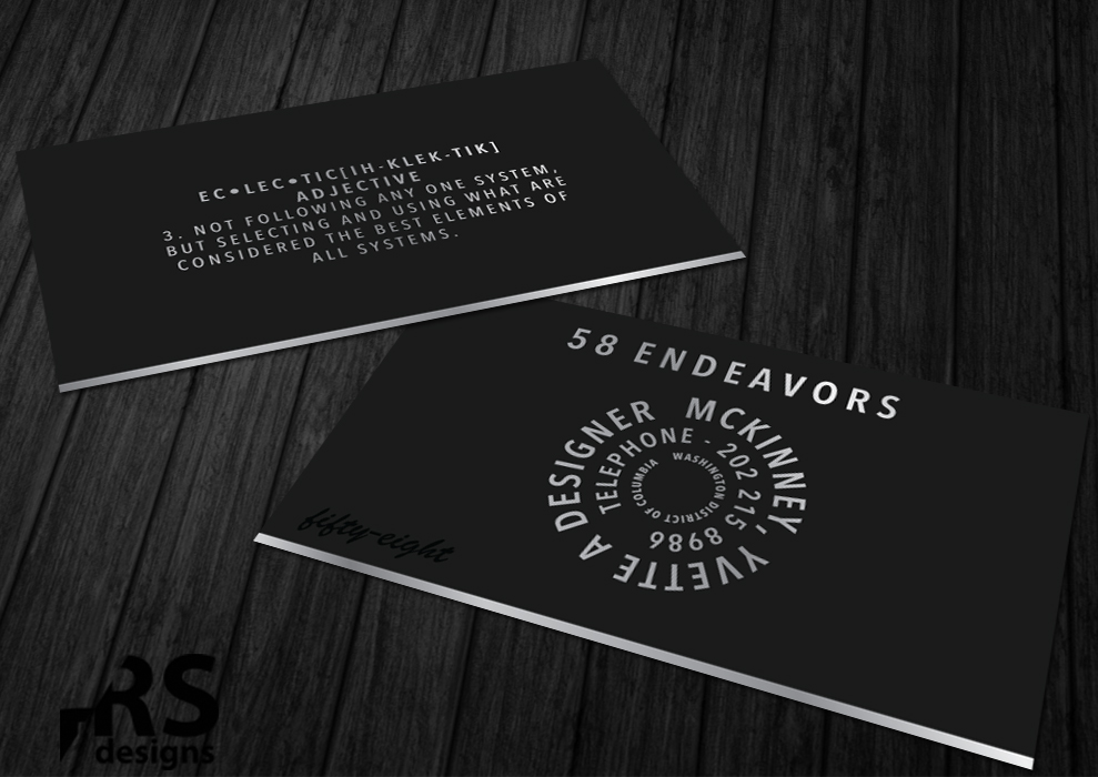 Bold, Professional Business Card Design for Choose Your Path by RS ...