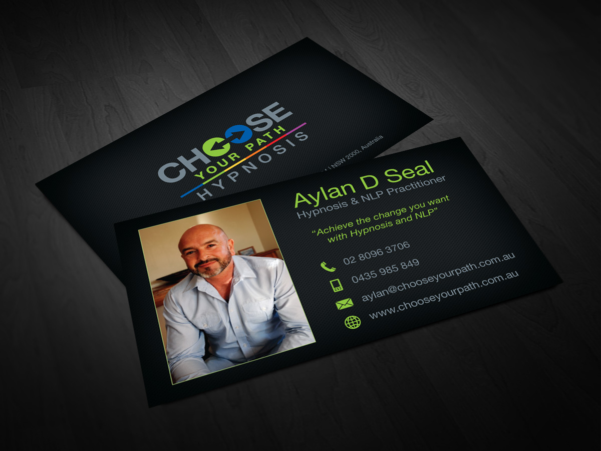 8 Bold Business Card Designs Business Card Design Project For