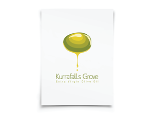 Logo Design by kokasih - Boutique Olive Oil Producer needs a logo and la...