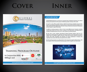 Brochure Design by joliau - Brochure Design