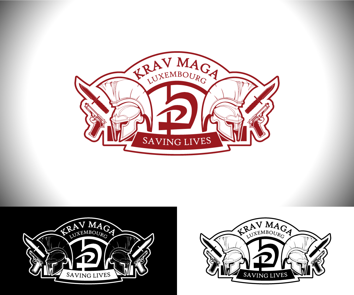 Printing logo design galleries for inspiration logo design for kickyoufit krav maga by jun kai buycottarizona