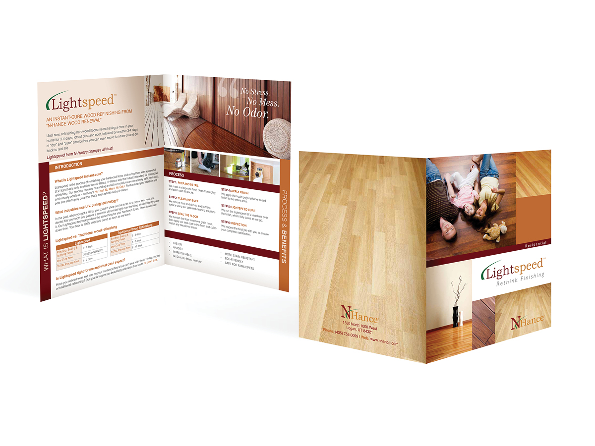 Brochure Design by Ignited