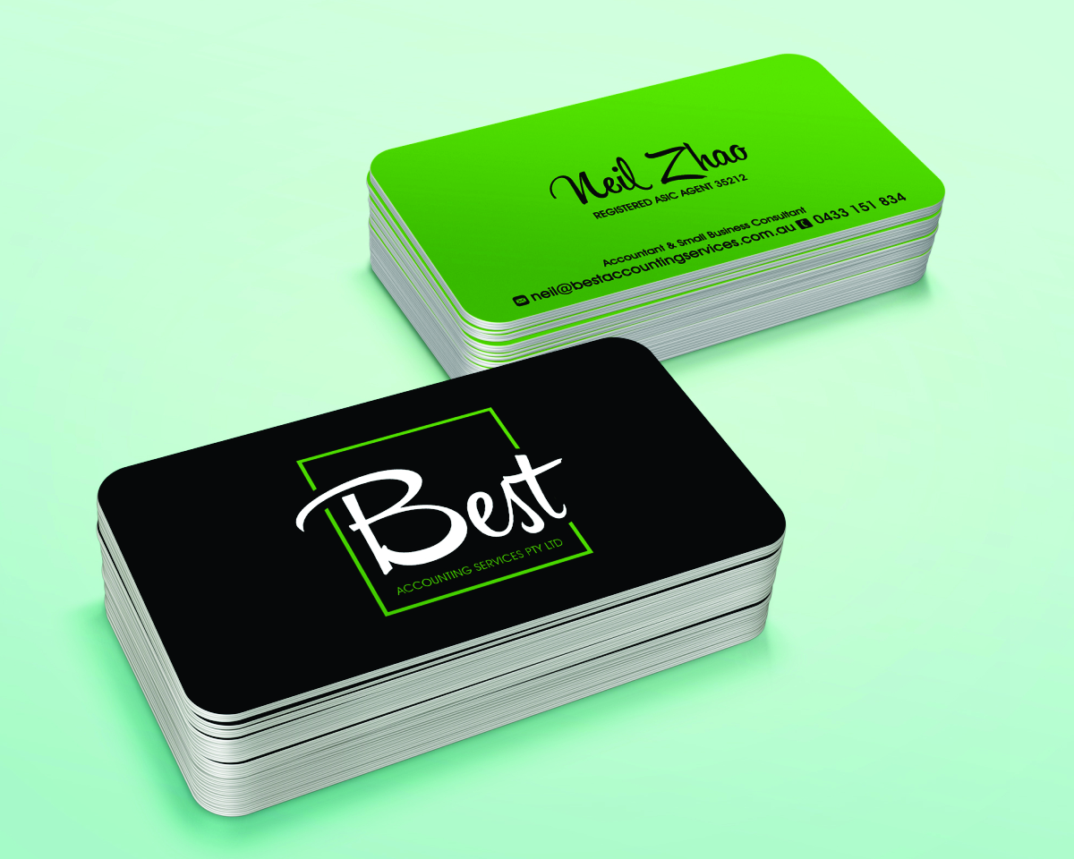 Accounting business card design for best accounting services pty ltd accounting business card design for best accounting services pty ltd in australia design 4813648 colourmoves