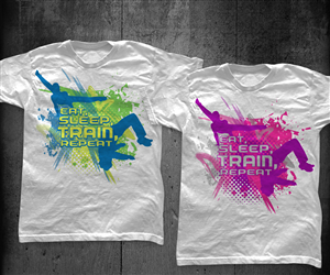 Modern Playful T Shirt Design Design For Gym With Me A