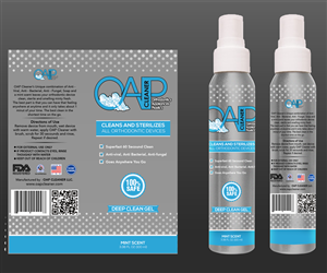 Label Design by ravi_k5 - Create a professional label for a retail product