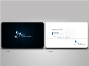 Business Card Design job – business cards – Winning design by disign