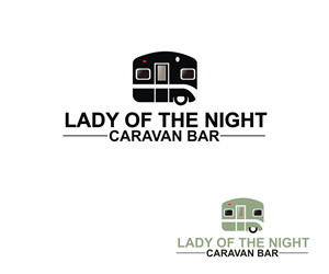 Logo Design by Sarah - Vintage Mobile Caravan Bar needs a cool vintage...