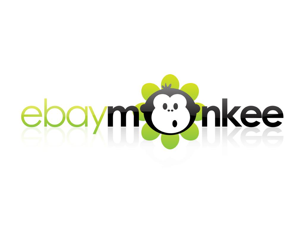 ebaymonkee Logo by HyperTime Studio