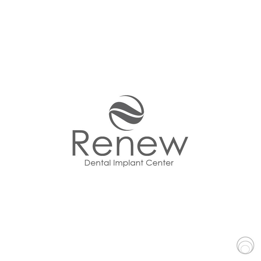 Dental Logo Logo Design Design Design 4849567 Submitted to Renew Dental Implant