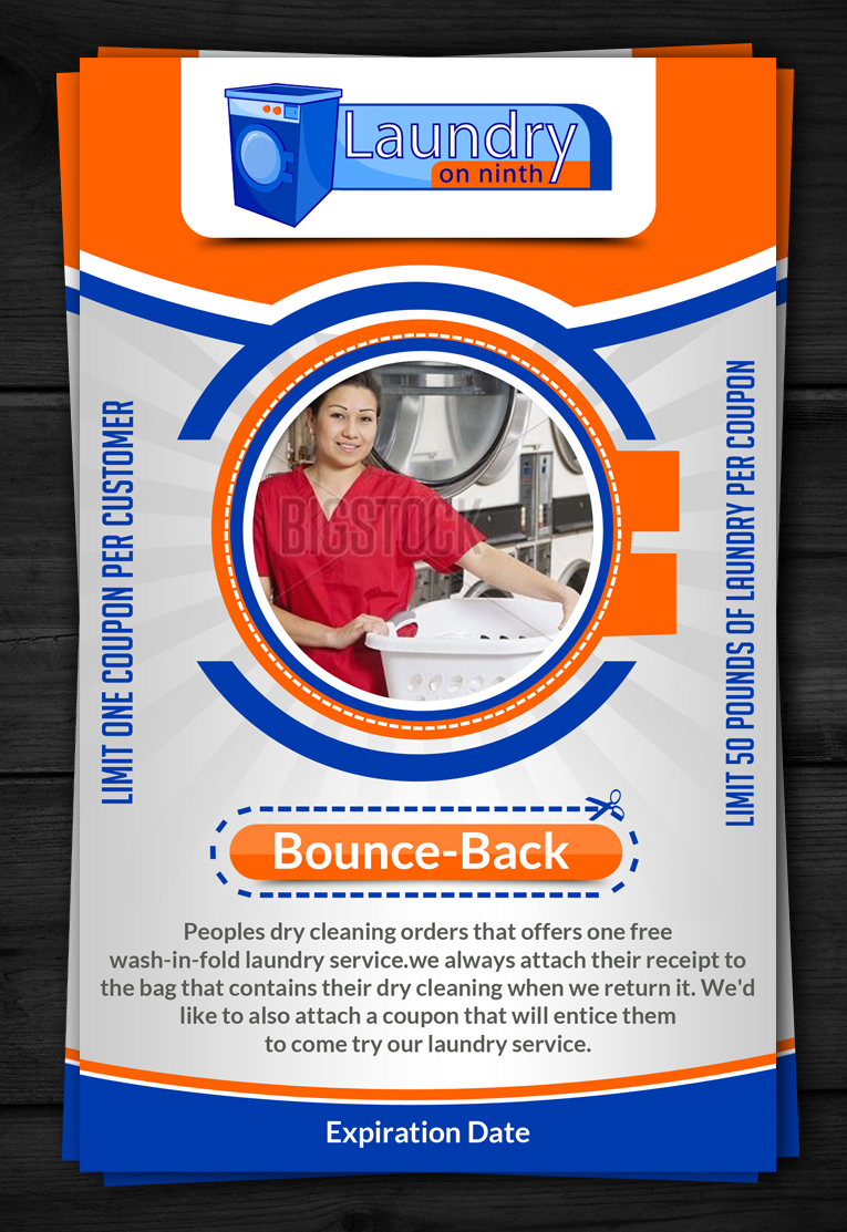 Bounce back coupons advertising