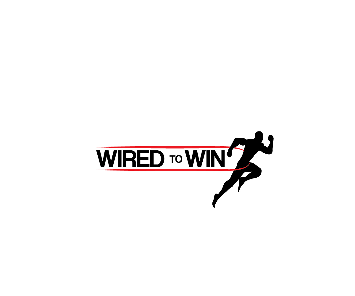 Modern, Professional, Racing Logo Design for WIRED TO WIN - SPORTS ...