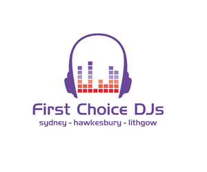 Logo Design by Soniatp - First Choice DJs - Logo Design!
