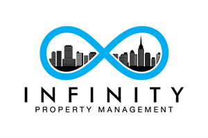 Logo Design by Bluemedia - Infinity Property Management LLC