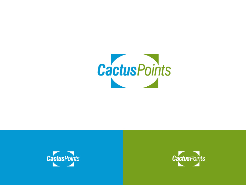 Loyalty Points Logo to Cactus Points Loyalty