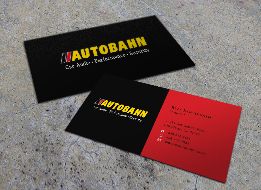 Electronic business card design for autobahn by eggo may p design business card design by eggo may p for autobahn design 4790852 colourmoves