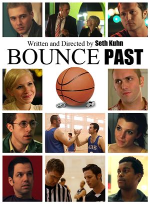 CD Cover Design by DestinedDesigns - Bounce Past DVD Cover