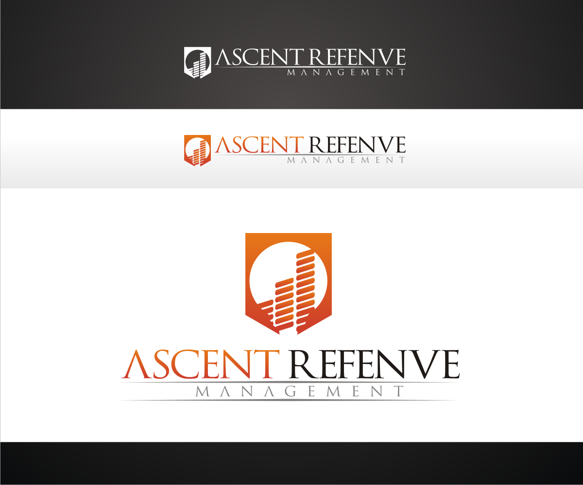 Graphic design logo design for ascent revenue arm or for D for design