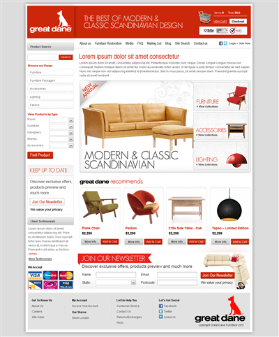 Construction Website Designs Design Required 233762