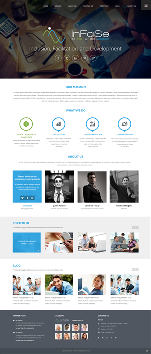 Wordpress Design by pb