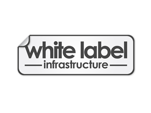 Logo Design job – White Label Infrastructure – Winning design by HyperTime Studio