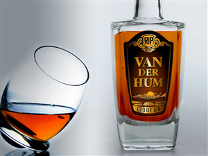 Label Design by mill - Label Design for a Small Batch Liqueur