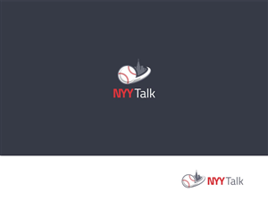 Logo Design by ArtTank - NYYTalk.com Logo