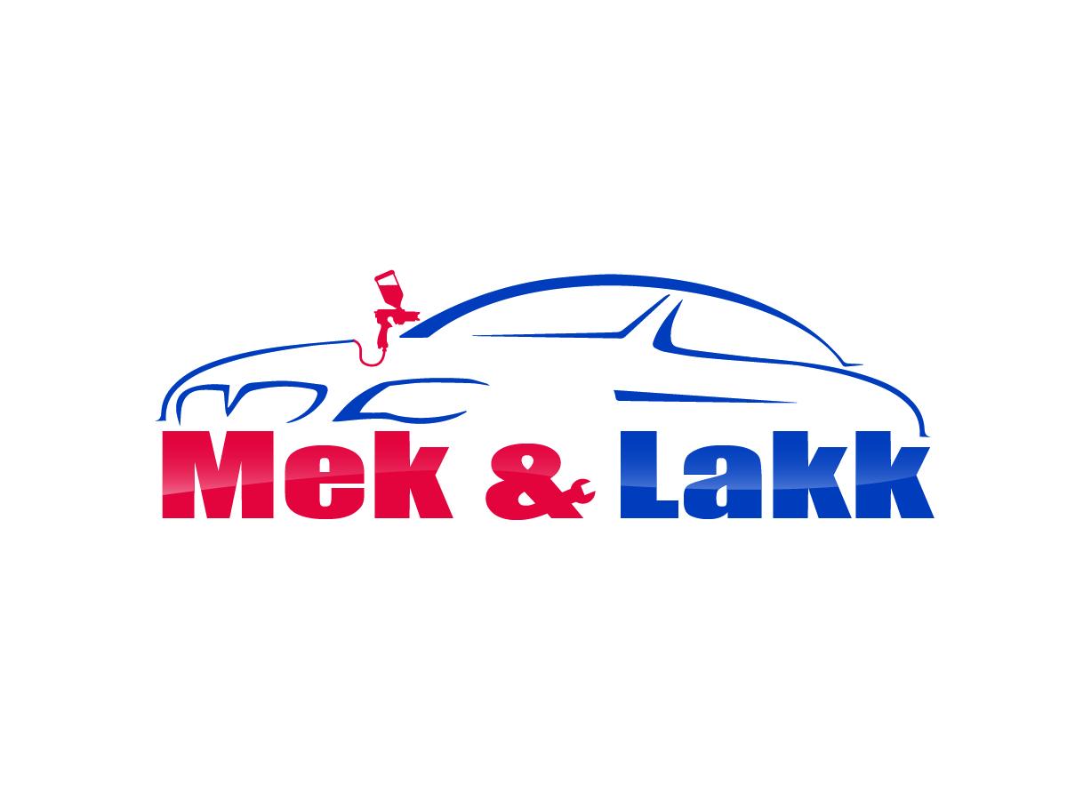 painting logo design for mek lakk by fontasdesign design 4874651