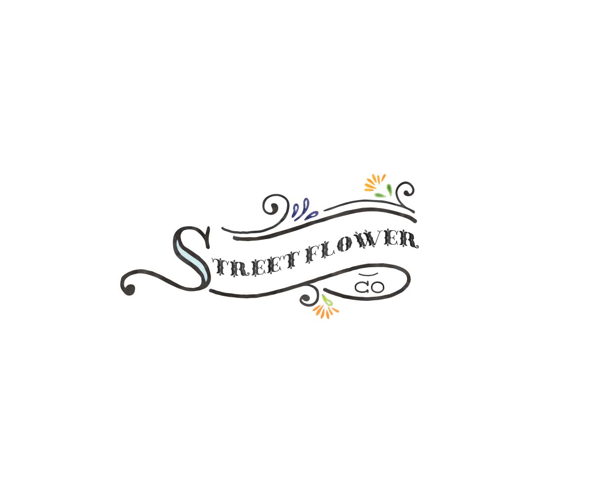 Logo Design By Cre8tiveN8tive For Florist And Event Styling Company Looking Contemporary Vintage