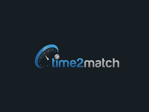 Logo Design by Michael - time2match logo for tennisclub competition sche...