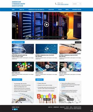 Web Design by pb - American Cyber Security Association