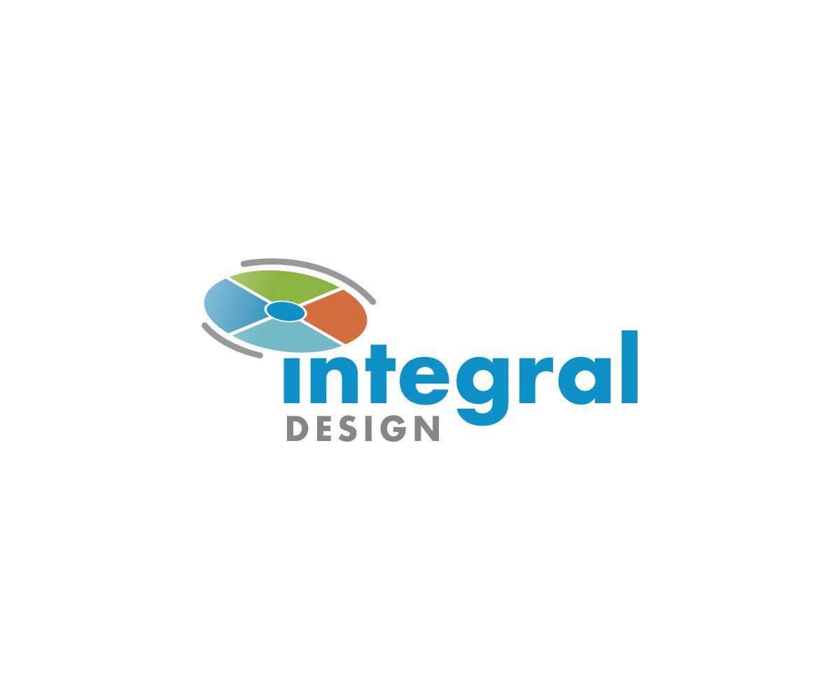 professional modern it company logo design for integral