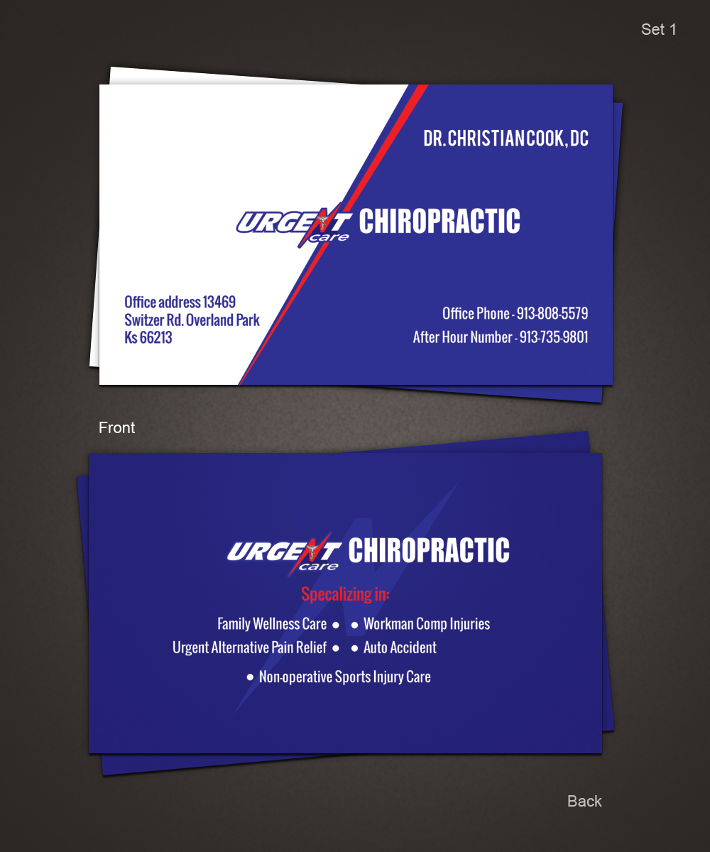 Christian Business Card Design for a Company by Pixeleas | Design ...