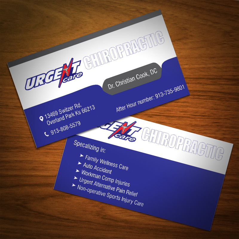 Christian Business Card Design for a Company by Abikasirajan ...