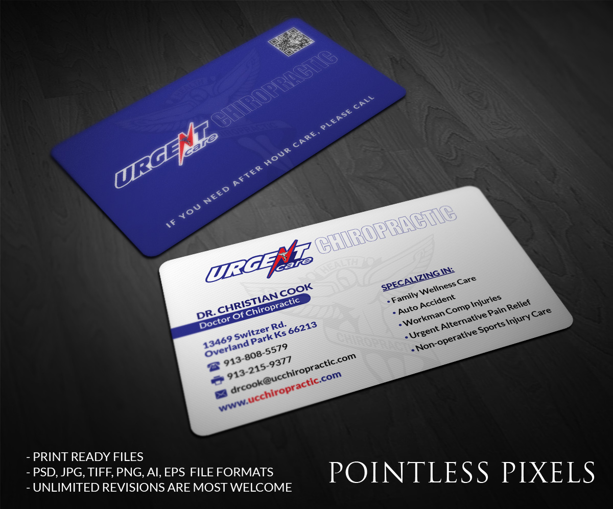 business card design by pointless pixels india for this project design 4835478 - Christian Business Cards