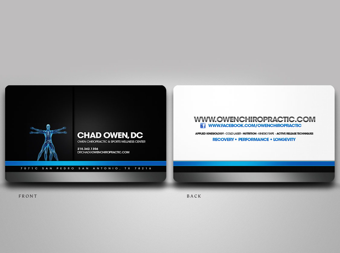 31 Bold Business Card Designs | Doctor Business Card Design Project ...
