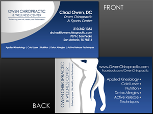 Doctor business card designs 80 doctor business cards to browse chiropractic business card colourmoves